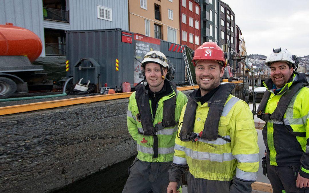 Concrete Rehabilitation is a Cost Effective Solution