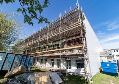 Facade D-building